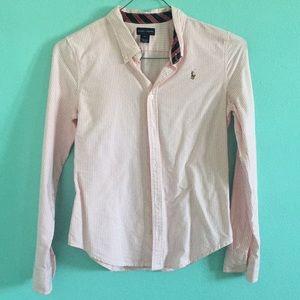 Tops - Polo Ralph Lauren Long Sleeve Shirt
